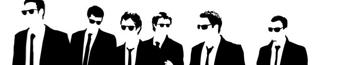 Reservoir Dogs strap image