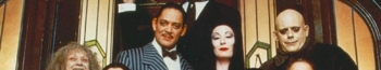 The Addams Family strap image