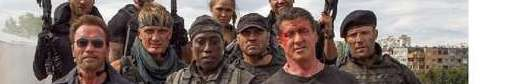 The Expendables 3 strap image