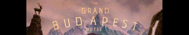 The Grand Budapest Hotel strap image